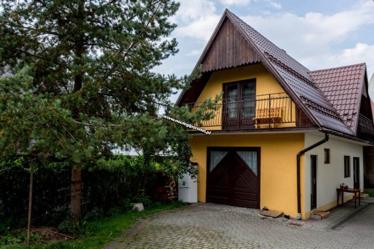 Domek góralski Nowita Village